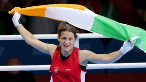 Katie Taylor - Will be chatting to Brendan O'Connor about her homecoming fights this month in Dublin and Bray
