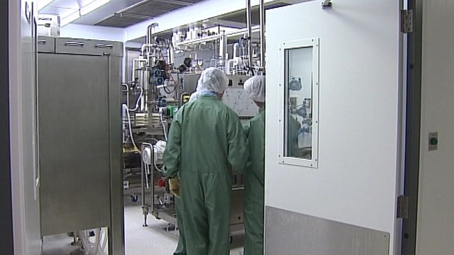 MSD employs 455 people at the Brinny plant