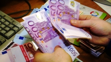 €500 bills account for just 3% of the total number of banknotes in circulation in the euro zone