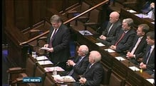 James Reilly defends primary care decision in Dáil
