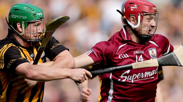 Paul Murphy and Joe Canning are both nominated for the Hurler of the Year award