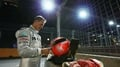 Schumacher shows 'small, encouraging signs'