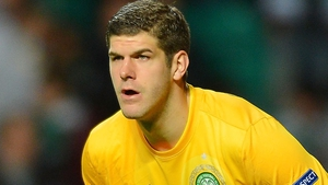 Celtic's Fraser Forster becomes a rare England selection from the Scottish Premier League