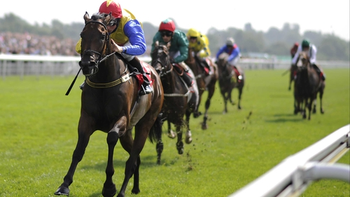 Gordon Lord Byron goes on to win The Betfred City of York Stakes last August