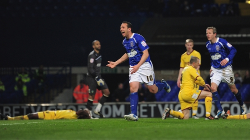 Michael Chopra  is at the centre of a race-fixing probe