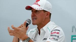 Michael Schumacher turns 50 on 3 January