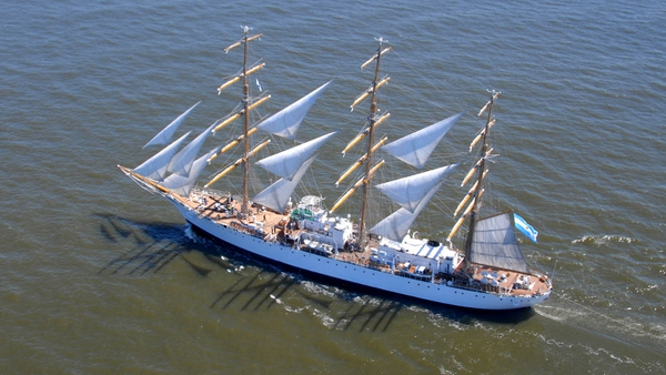 The ARA Libertad is valued between $10m-$15m, only a fraction of what the hedge fund is claiming