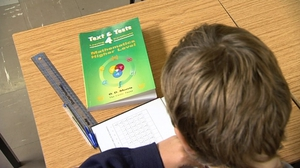 The marking scheme devised by the SEC for the Junior Certificate papers will also be made available to schools
