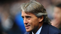Roberto Mancini tells RTÉ's Stephen Alkin that he was happy with the point follwing a poor performance