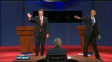 Romney seen to have outperformed Obama in first debate