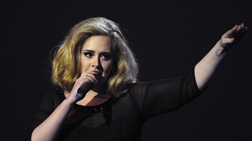 Adele - Joins the list of Bond soundtrack greats