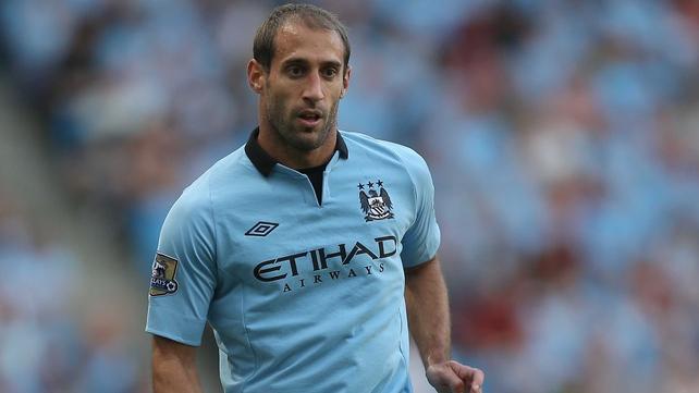 Zabaleta demands Man City improvement