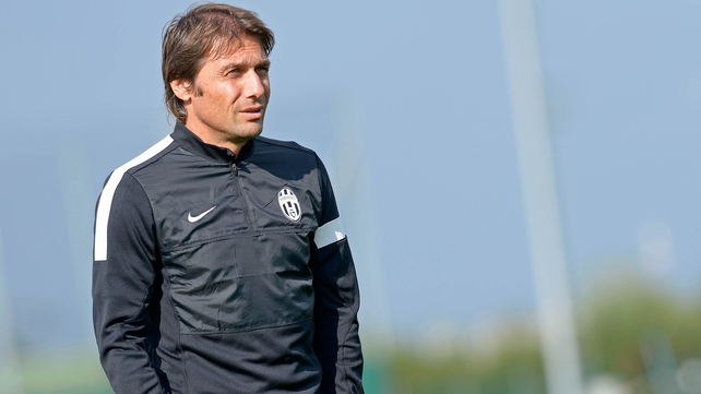 Antonio Conte was suspended for 10 months for his alleged failure to report two incidents of match-fixing while in charge of Siena