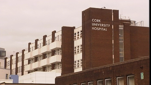 The procedure was carried out at Cork University Hospital