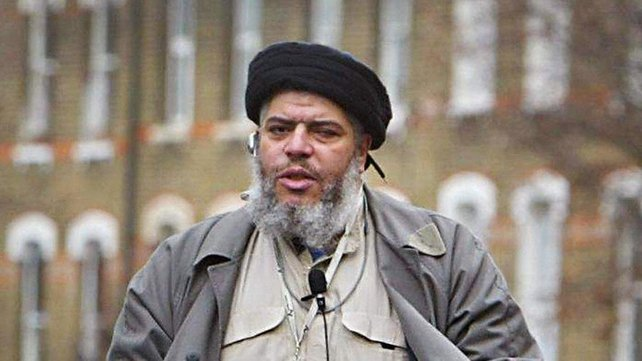 The former imam of London mosque Finsbury Park faces a possible life sentence