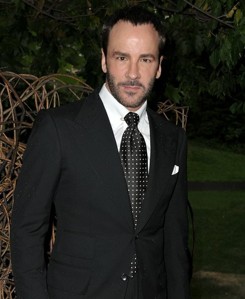 Tom Ford welcomes son