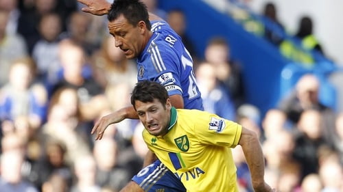 John Terry has one more year left in his current deal at Stamford Bridge