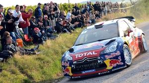 Loeb so close to a ninth title success
