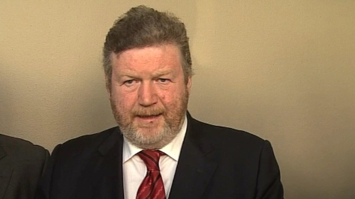James Reilly said the new work practices will start on 5 November