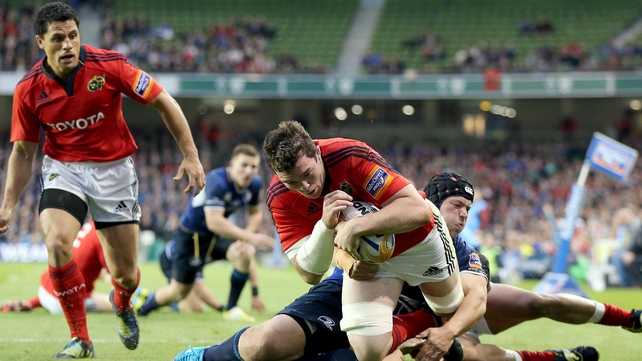 Munster are still in a period of transition