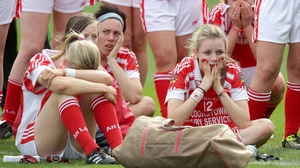 But it was devastation for the Louth players