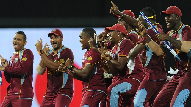 The West Indies landed the 2012 World T20 Cup during Gibson's tenure