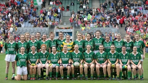 Kerry line up for their snap