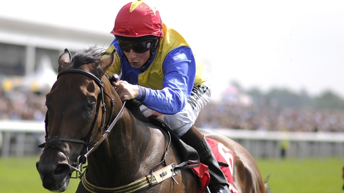Gordon Lord Byron and William Buick produced when it mattered most to land the spoils