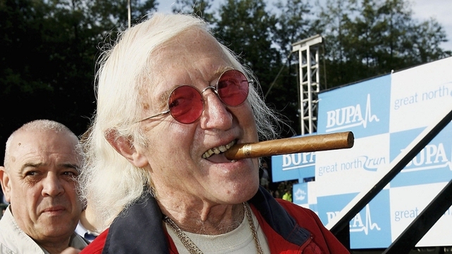 Jimmy Savile, who died last year, was a former BBC DJ