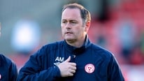 Shelbourne manager Alan Mathews felt the draw with Derry was a fair result