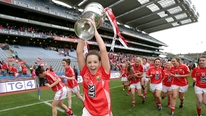 Cork's Orlagh Farmer says it means everything to have won another All-Ireland title