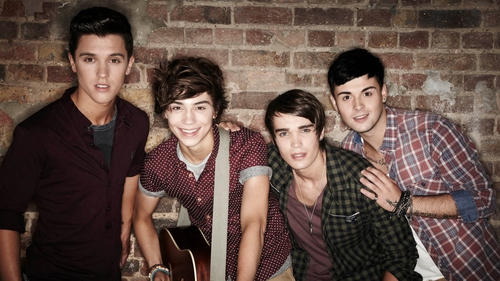 Union J sign Sony record deal