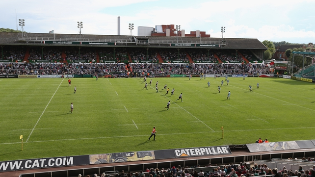 Welford Road, the biggest club rugby ground in England, is not on the list