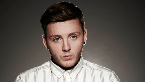 James Arthur continues Irish chart reign