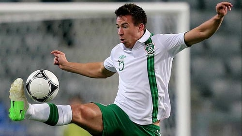 Sean St Ledger will miss the games against Germany and the Faroe Islands