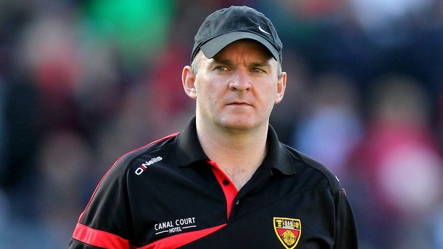 O'Rourke steps up to a full management role with the Wee county