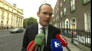 Simon Coveney said the agri-food sector was the most important in the economy