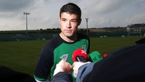 Darren O'Dea ays the squad are confident they can get a result against Germany