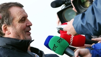 Marco Tardelli gives the media the latest update on the state of the squad