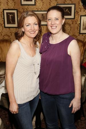 Carola Ann O'Sullivan and Maureen Cafferty
