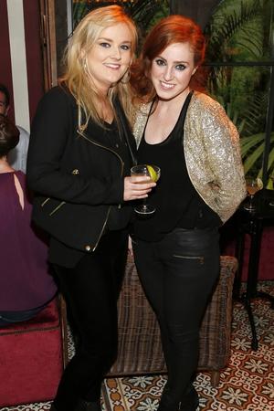 Cliona Reid and Alice Tevlin