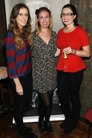 Aideen Murphy, Claire Buckley and Fiona Askin