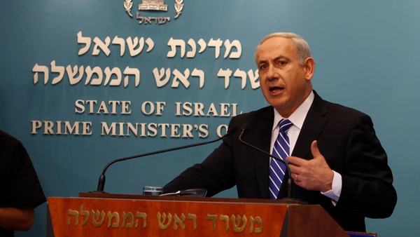 Benjamin Netanyahu said he was putting the national interest first