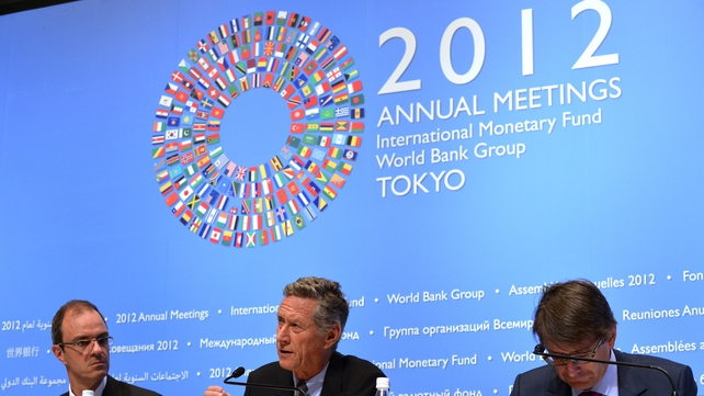 IMF's Global Financial Stability Report urges action from euro zone leaders