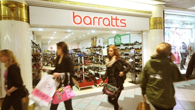 Over 1,000 jobs at risk as Barratts Shoes goes into administration again