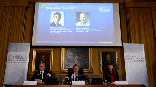 The Nobel Prize in Chemistry was made today in Sweden
