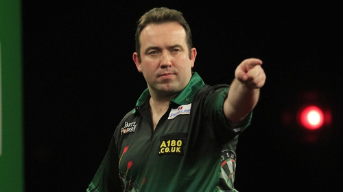 Brendan Dolan continued his fine form at Citywest