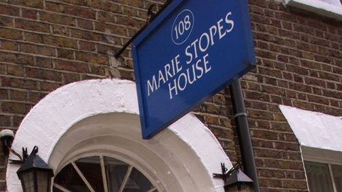 Marie Stopes opened a clinic n Belfast last year