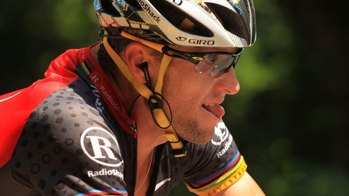 The UCI received $125,000 from Lance Armstrong in 2002