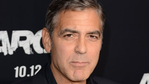 George Clooney to work on movie with Paul Greengrass